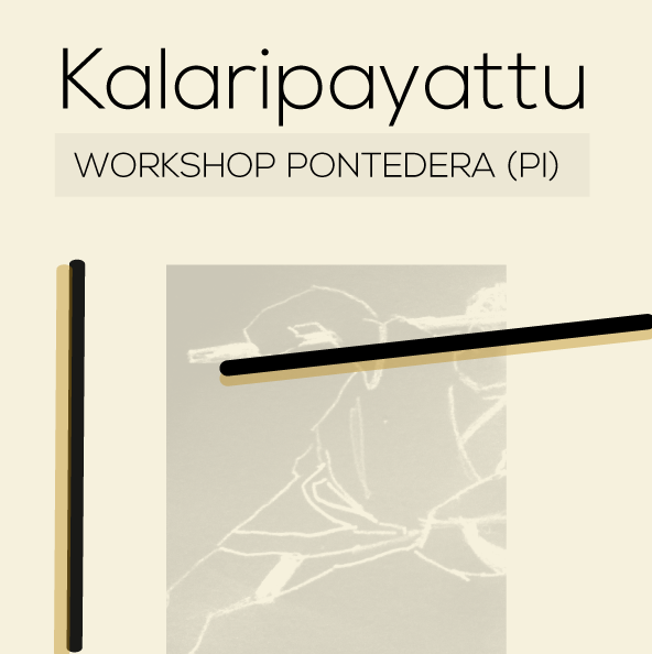 WORKSHOP DI KALARIPAYATTU
